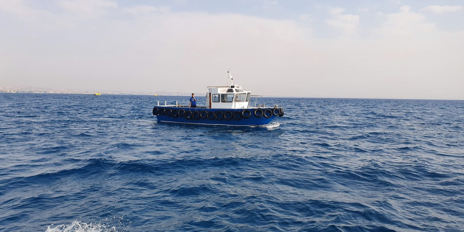 9.5m WorkBoat